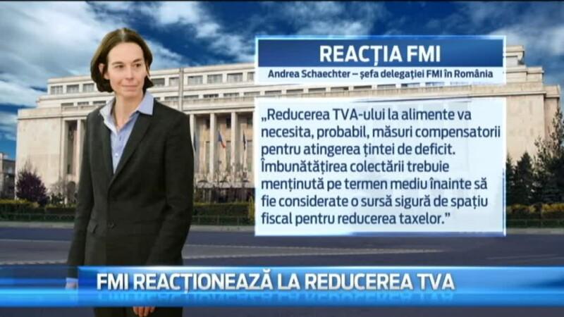 Reactia FMI