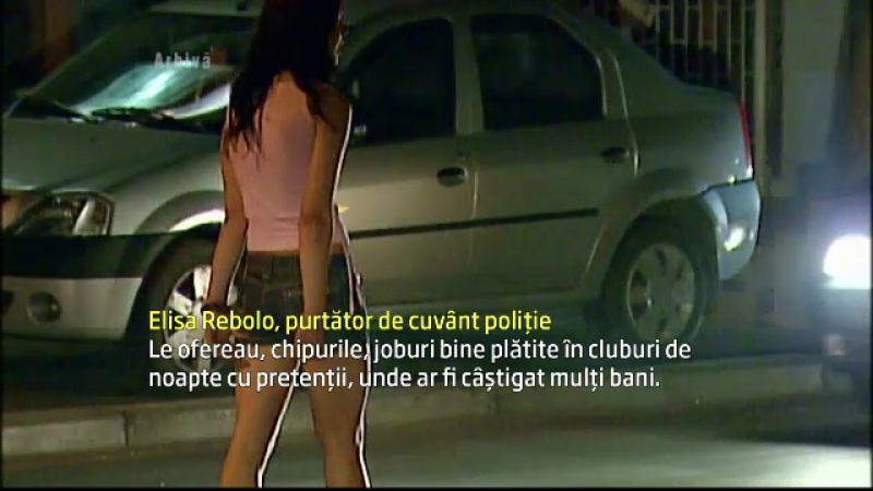 retea prostitutie