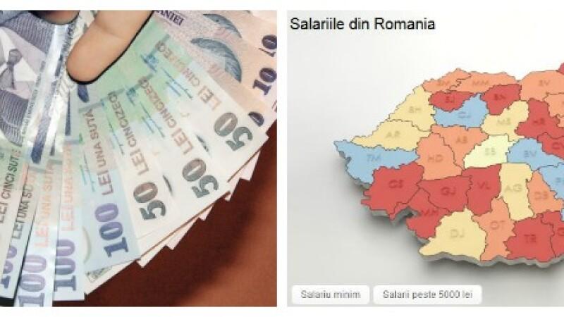 cover salarii romania