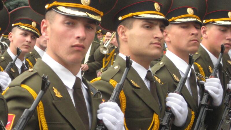 Soldati din Republica Moldova