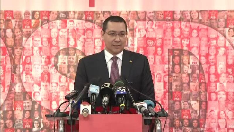 Ponta s-a razgandit in privinta statutului procurorilor: \