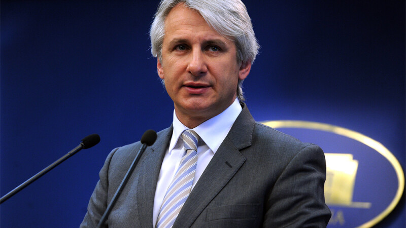 Eugen Teodorovici, ministrul Finantelor