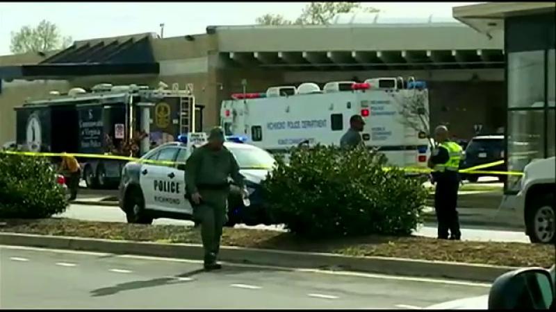 Focuri de arma intr-o statie de autobuz din Virginia. Un politist a murit iar alte cinci persoane au fost ranite