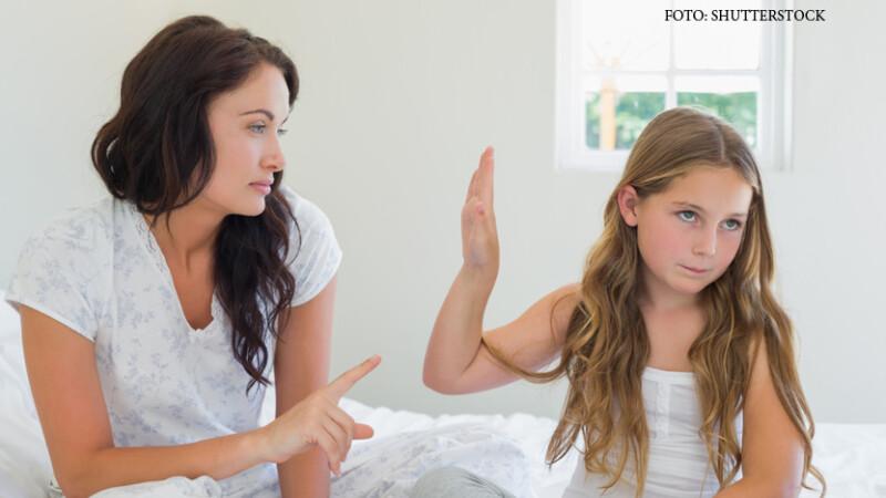 conflict copii - parinti