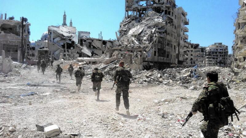 razboi civil Siria