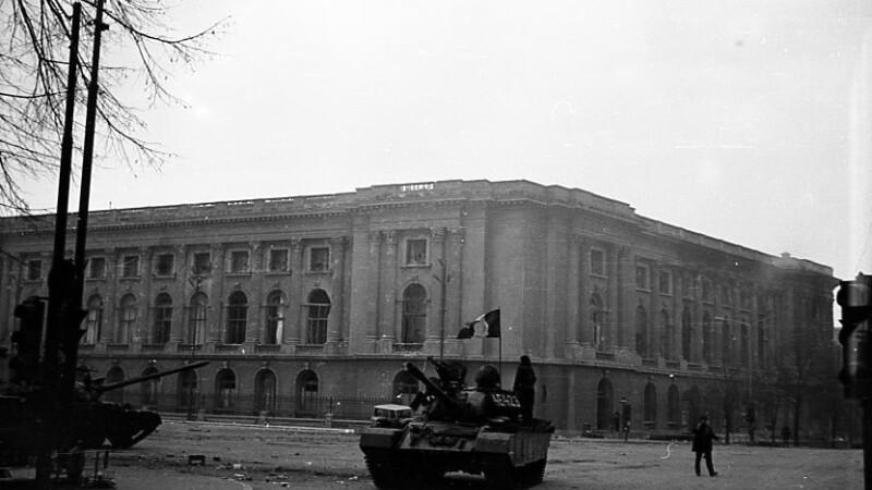 Revolutia din Decembrie 1989 - FOTO Romeo Diaconescu