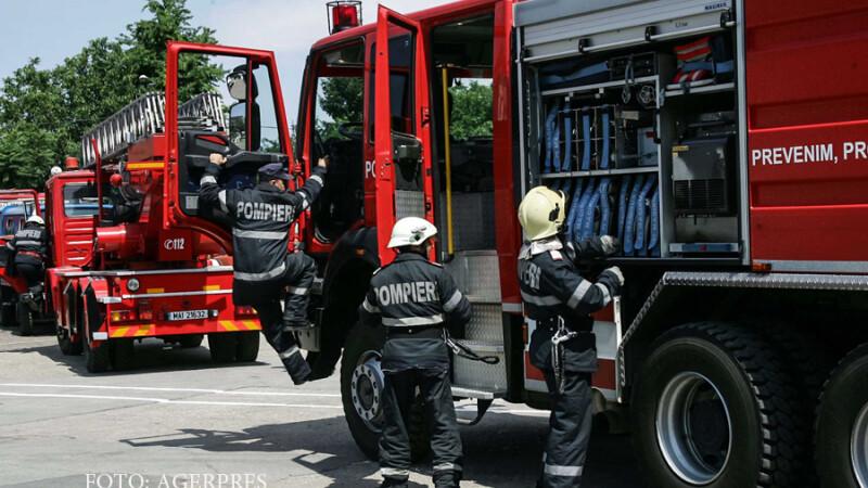 autospeciala noua de pompieri