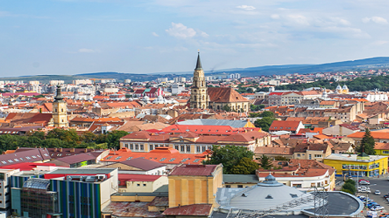 cover Cluj