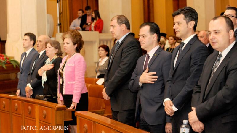 Ludovic Orban, vicepresedintele Camerei Deputatilor, si Razvan Sava, primarul general interimar al Capitalei, participa la Conferinta Reprezentantilor Comunitatilor Locale din Romania si Republica Moldova