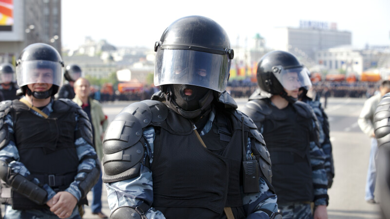 politia rusa