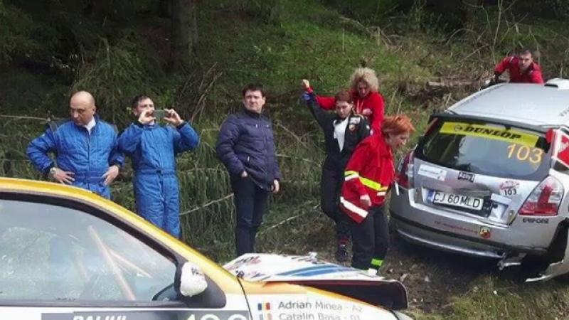 piloti Raliul Sibiului