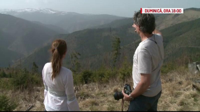 Proiectul cu care un neamt vrea sa salveze padurile din Fagaras. A cumparat 17.000 ha si viseaza la