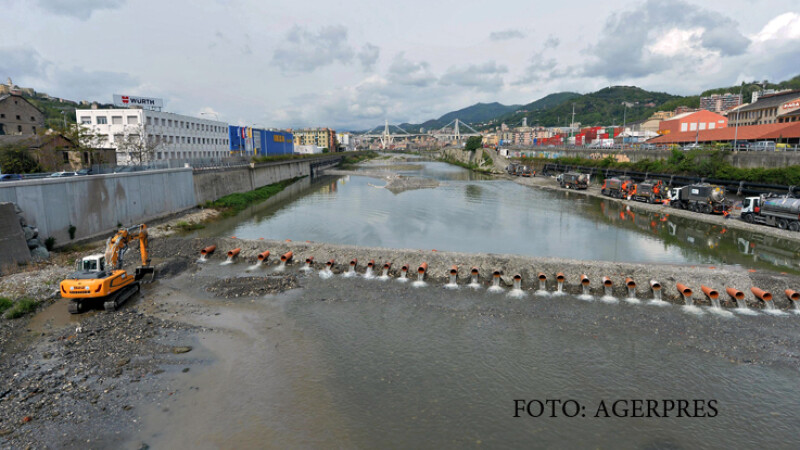 poluare Genova