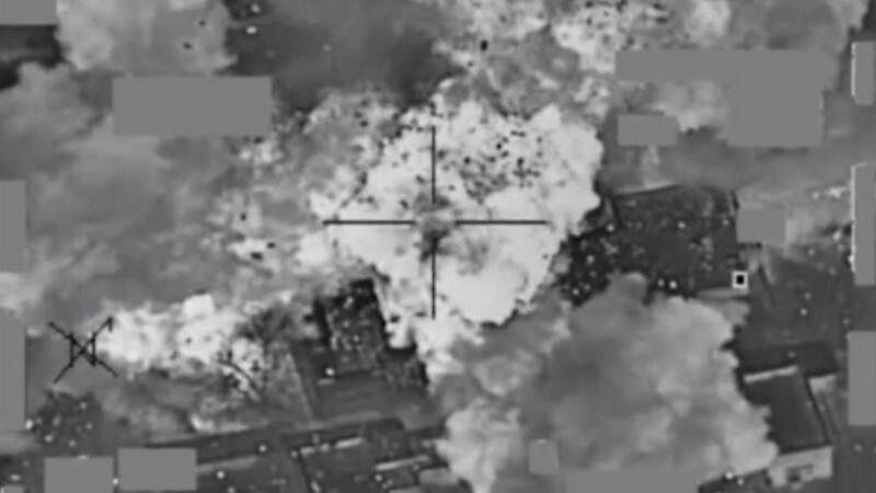 bombardamente ISIS