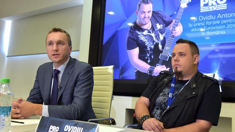 Ovidiu Anton - Eurovision 2016