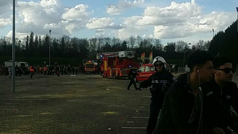 Explozie la un carnaval din Paris. Cel putin 19 persoane au fost ranite, 4 sunt in stare grava. VIDEO
