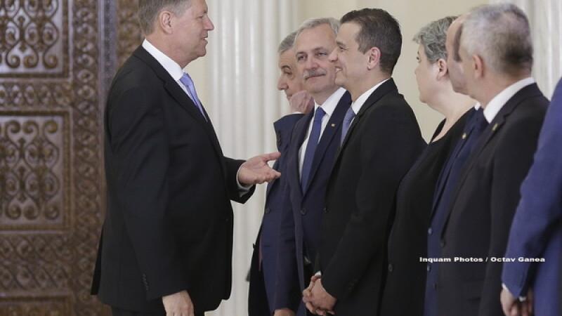 Iohannis sesizează CCR cu privire la schimbările de la ANCOM. Grindeanu și-ar putea pierde funcția