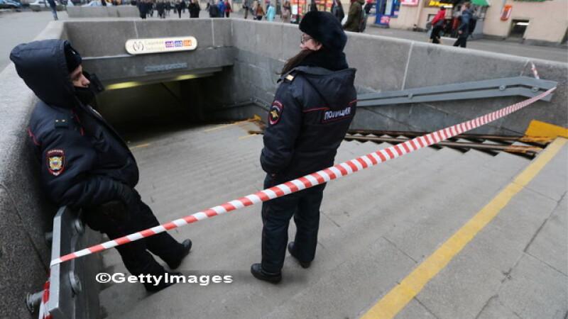 Victimele atacului din Sankt Petersburg