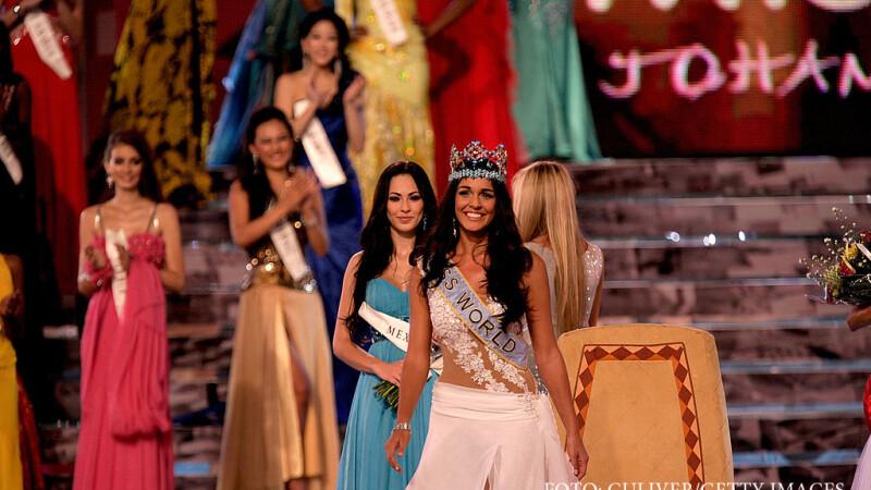 Kaiane Aldorino, Miss World 2009