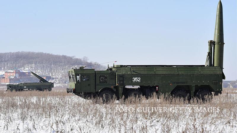 Noile rachete rusesti, ce pot lovi oriunde in Europa, sunt OPERATIONALE.