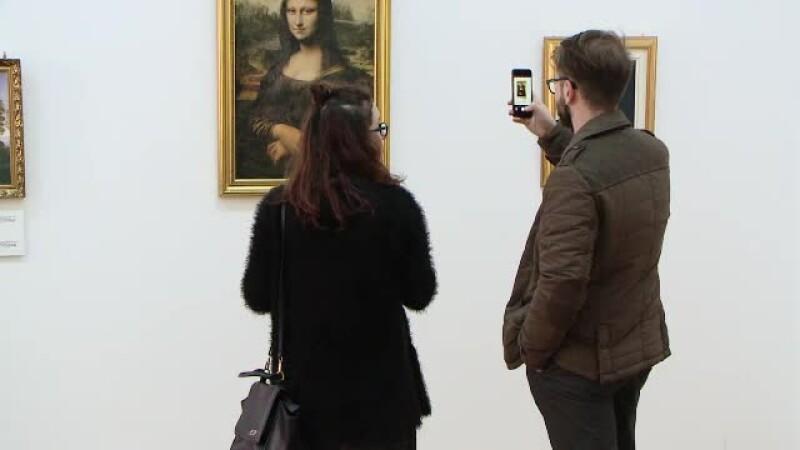 Da Vinci la Palatul Culturii