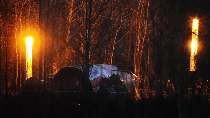accident aviatic Smolensk - AFP/ Getty