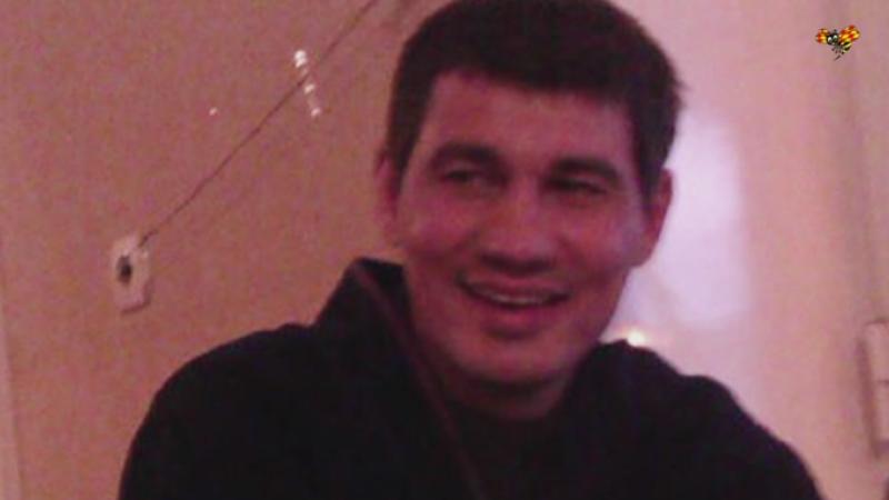 Rahmat Akilov, atac suedia