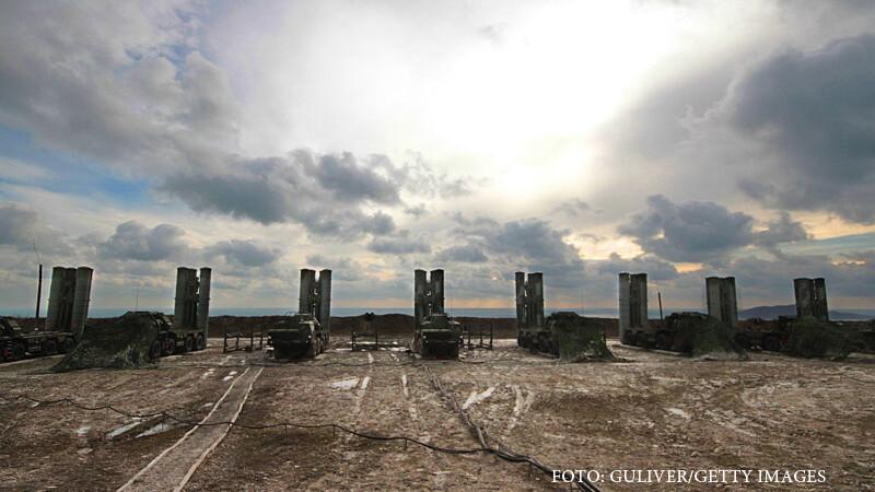 Turcia sfidează aliații din NATO: va cumpăra de la ruşi sisteme de rachete S-400