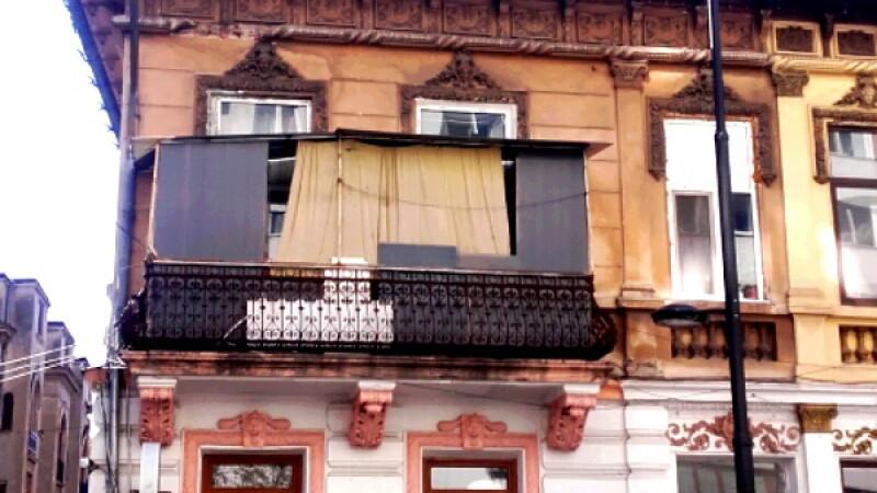 Gabriela Firea lanseaza un concurs pentru cel mai frumos balcon din Bucuresti: