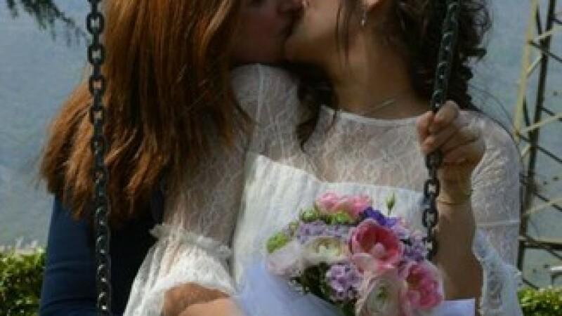 casatorie, gay, sarah, daniela, italia,