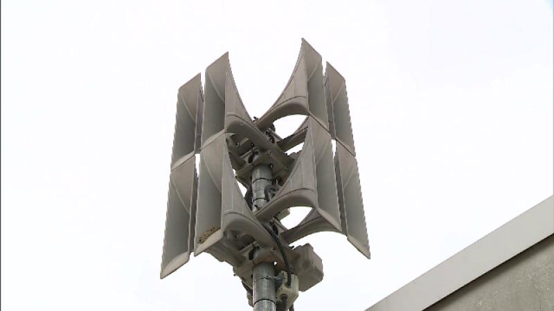 sirene anti-aeriene, exercitiu de alarmare a populatiei