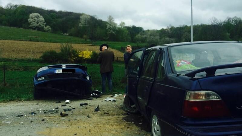 accident bacau, margineni