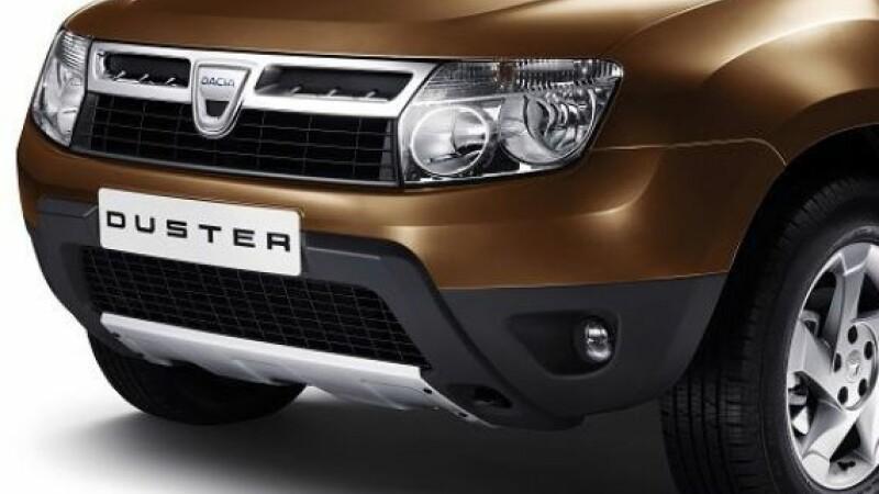 Renault construiește un Super Duster, mai scump și mai bine echipat