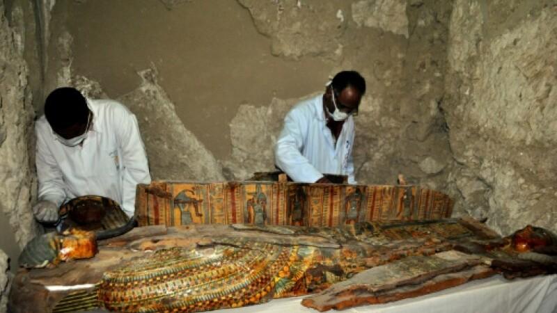 mumii Egipt