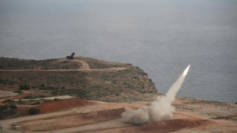 rachete Patriot