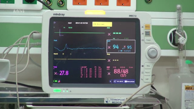 decedat spital