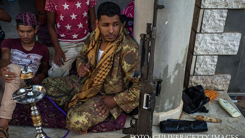 luptatori libieni