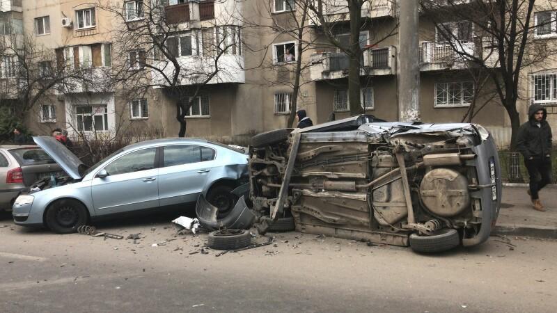 accident Capitală