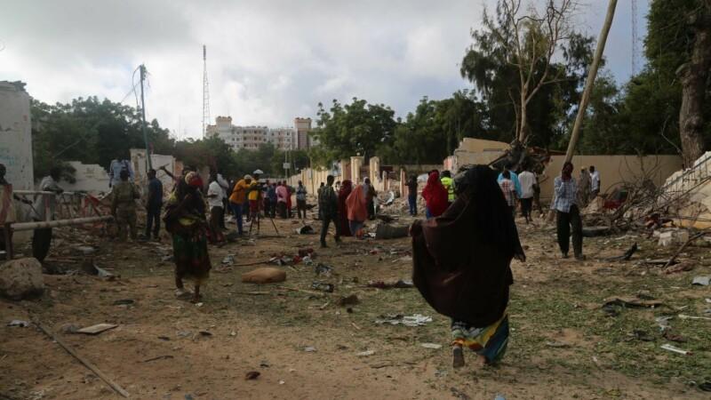 Noi raiduri aeriene ale armatei americane, în Somalia. Cinci militanți islamiști au fost uciși