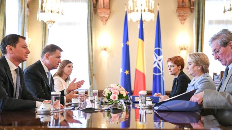 """Reacția lui Iohannis, după ce Guvernul a adoptat rectificarea bugetară: """"E în afara cadrului legal"""""""