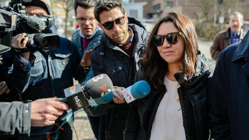 Carles Puigdemont, vizitat de soția româncă în închisoarea din Germania