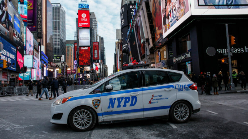 politia din New York, NYPD