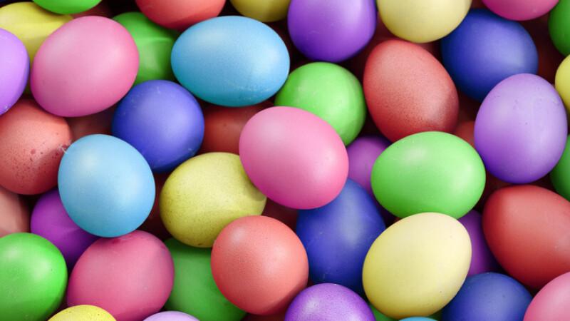 Cum se vopsesc ouăle de Paște. Soluții și idei inedite