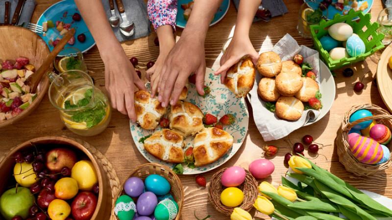 Rețete de Paște. Mâncăruri tradiționale pentru ziua de Paște