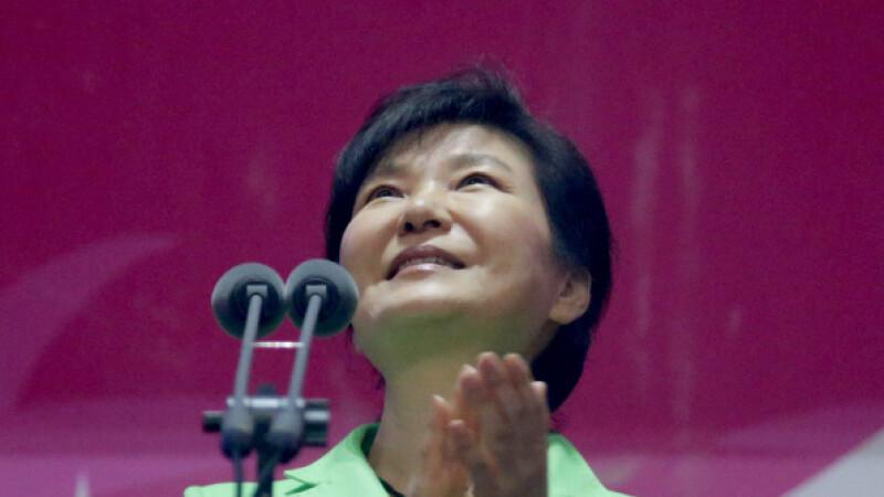Fosta şefă a statului sud-coreean, condamnată la 24 de ani de închisoare pentru corupţie