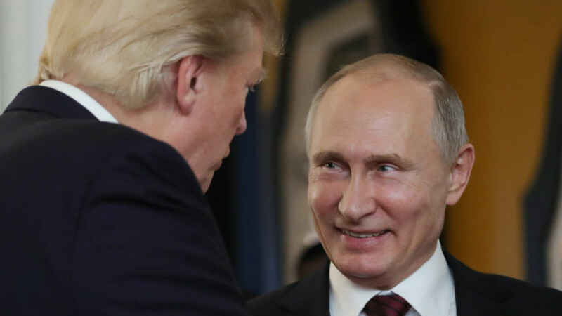Rușii și americanii au ajuns la un acord: vor organiza primul summit Putin-Trump