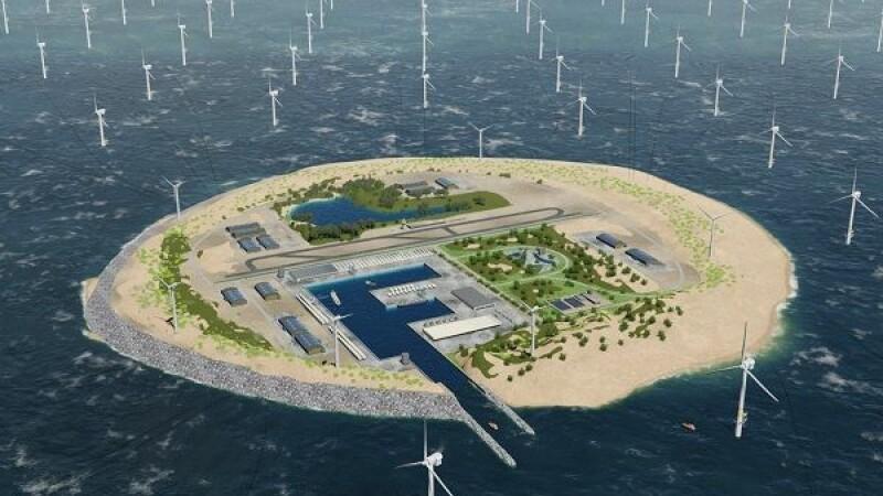 Energie eoliana, Marea Nordului