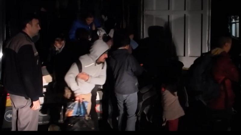 trafic migranti