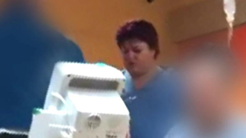 """Asistentă din Oradea filmată în timp ce țipă la pacienți: """"Dacă nu vă convine, puteți pleca"""""""
