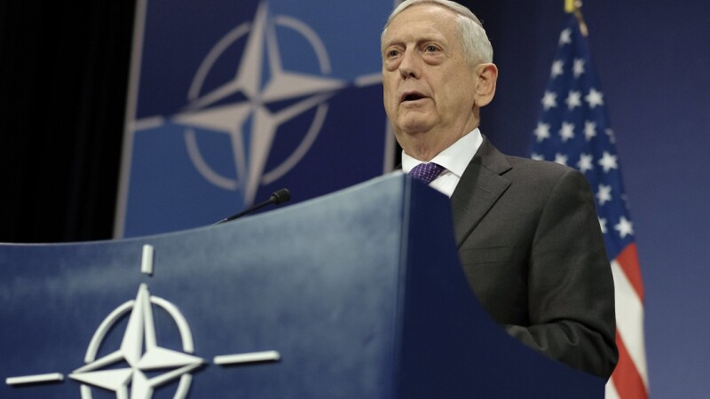 James Mattis la NATO